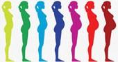 Η εγκυμοσύνη ανά μήνα